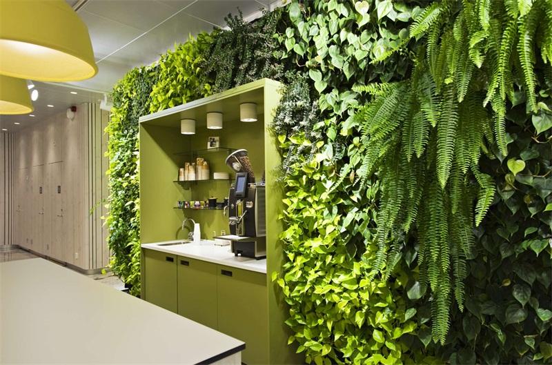 酒店绿化墙