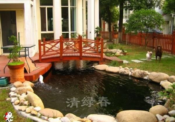 假山水池306